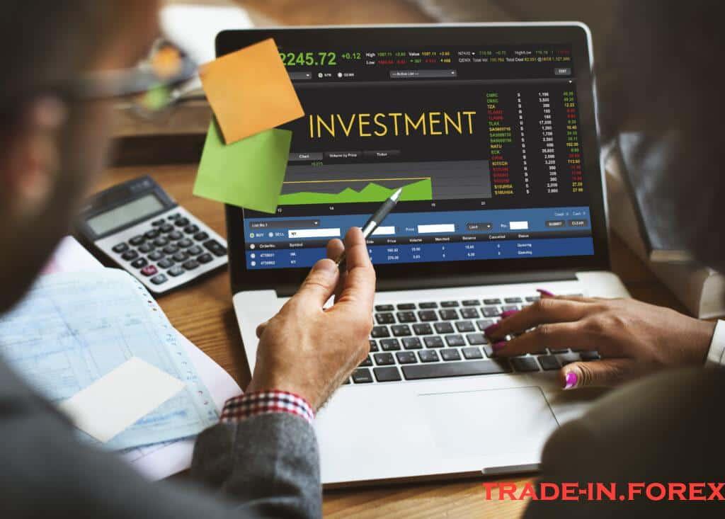 Investimento em negociação Forex