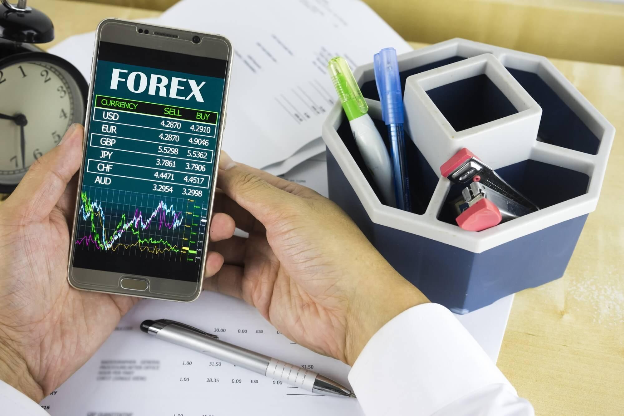 Makna Perdagangan Forex