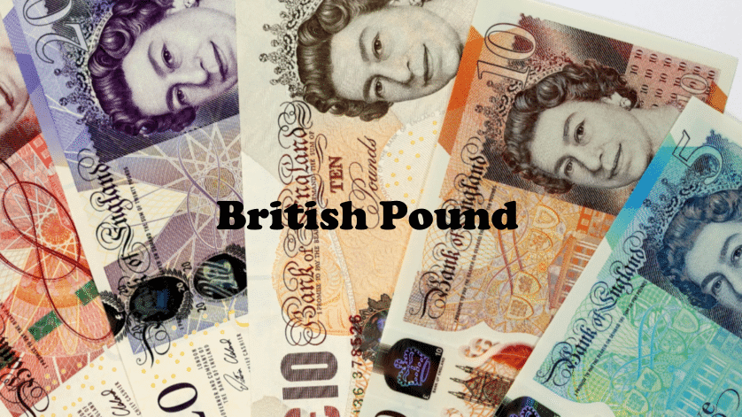 British Pound - Six Most Traded World Currencies