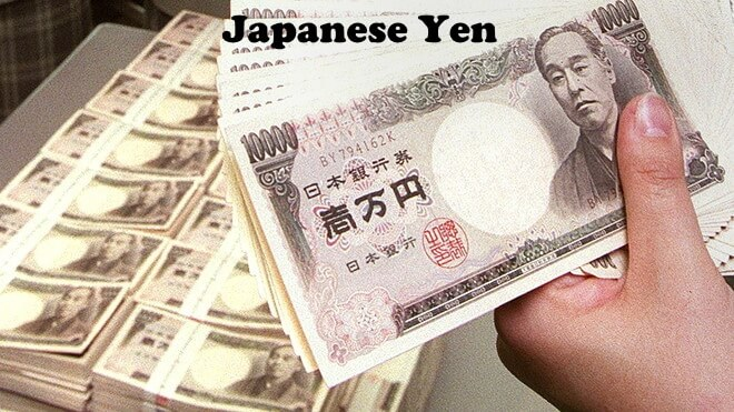Japanese Yen - Six Most Traded World Currencies