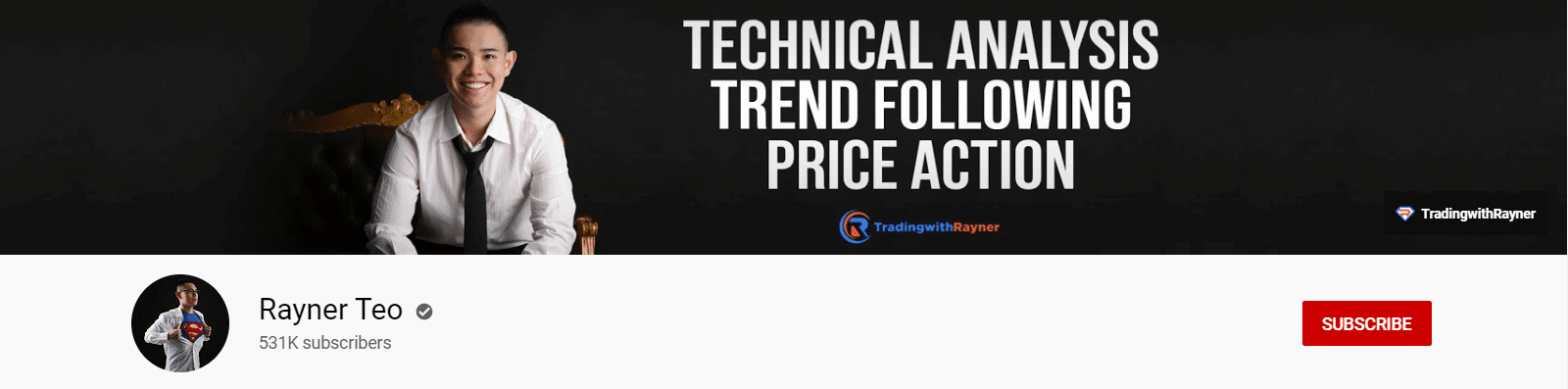top 10 forex youtube channels - Rayner Teo