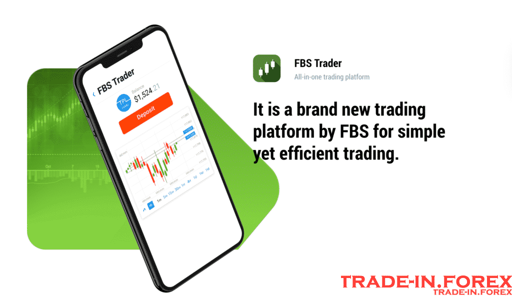 FBS Trading app