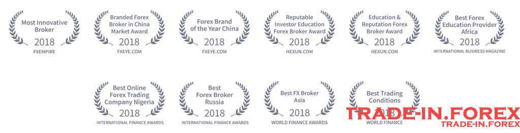 Penghargaan FXTM 2018