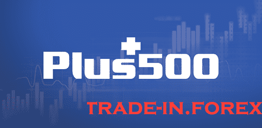 plus500 broker logo
