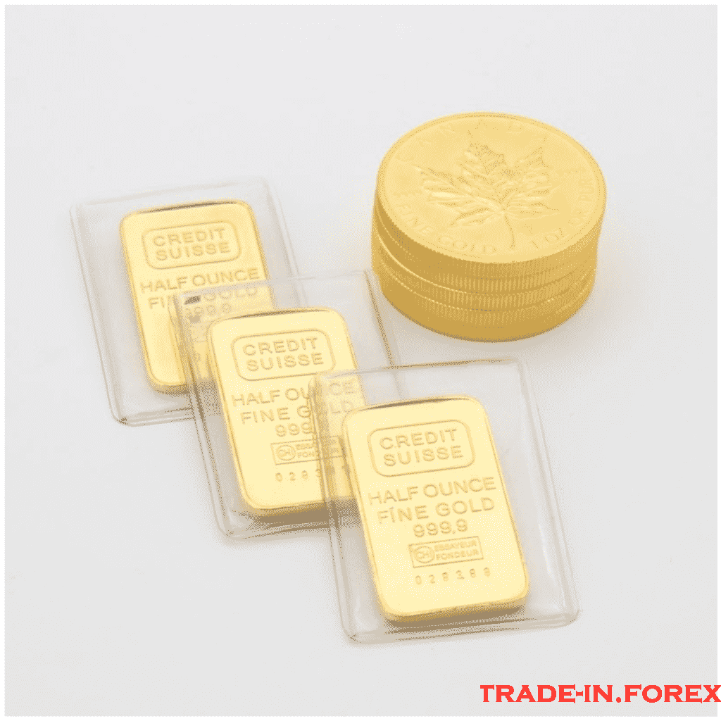 Gold in forex trading
