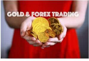 perdagangan emas & forex