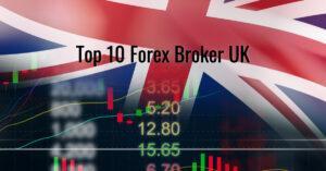 Os 10 principais corretores de Forex do Reino Unido